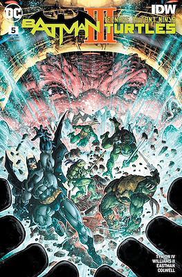 Batman / Teenage Mutant Ninja Turtles III (Comic Book) #5