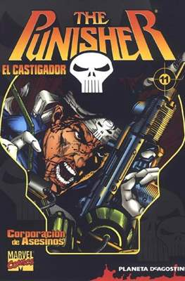 Coleccionable The Punisher. El Castigador (2004) (Rústica 80 páginas) #11