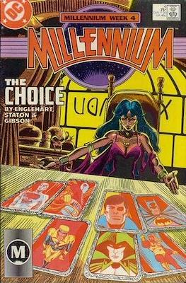 Millennium (Comic Book) #4