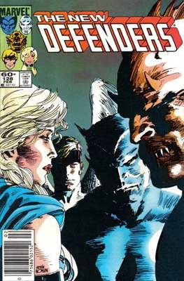 The Defenders vol.1 (1972-1986) (Grapa, 32 págs.) #128