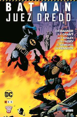 Batman / Juez Dredd