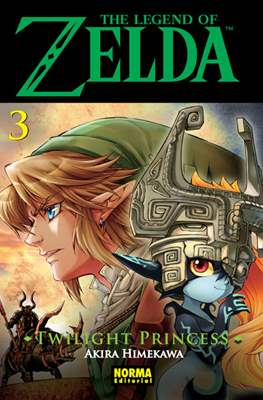 The Legend of Zelda: Twilight Princess (Rústica con sobrecubierta) #3