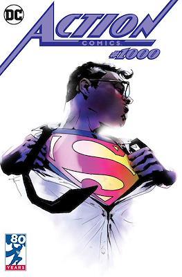 Action Comics Vol. 1 (1938-2011; 2016-... Variant Covers) (Comic Book) #1000.17