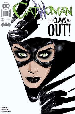 Catwoman Vol. 5 (2018-...) (Comic Book) #20
