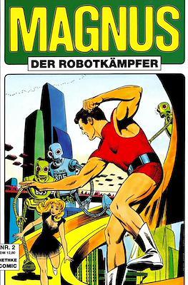 Magnus: Der Robotkämpfer (Softcover. 48 pp) #2