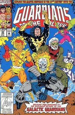 Guardians of the Galaxy Vol 1 (Comic Book) #35
