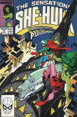 Sensational She-Hulk (1989-1994) (Grapa) #11