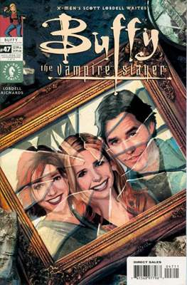 Buffy the Vampire Slayer (1998-2003) (saddle-stitched) #47