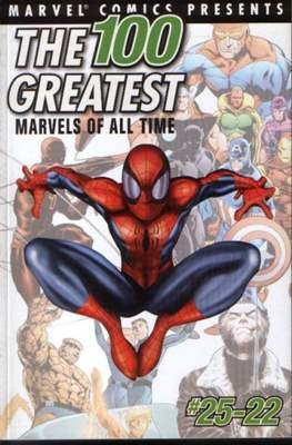 The 100 Greatest Marvels of All Time (Softcover) #1