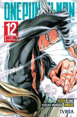 One Punch-Man (Rústica con sobrecubierta) #12