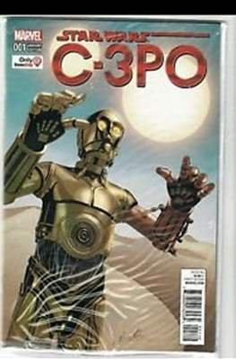 Star Wars Special C-3PO (Comic - book) #1.1