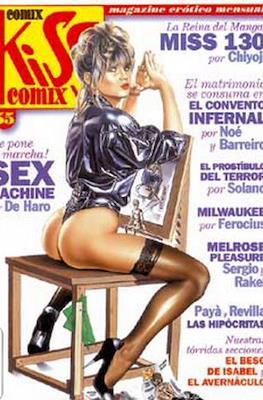 Kiss Comix #55