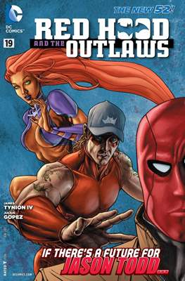 Red Hood and the Outlaws (2011-) New 52 (Comic-Book) #19