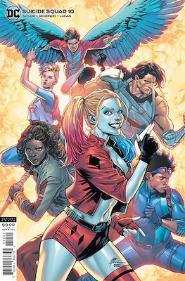 Suicide Squad Vol. 6 (2019- Variant Cover) #10