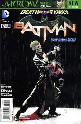 Batman Vol. 2 (2011-2016) (Comic Book) #17