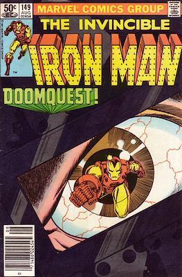 Iron Man Vol. 1 (1968-1996) (Comic book) #149