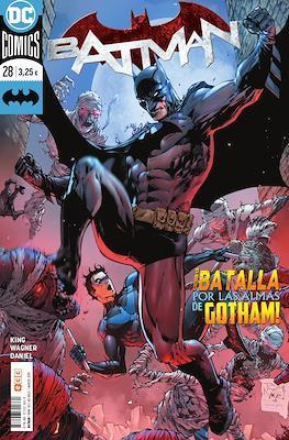 Batman: Nuevo Universo DC / Renacimiento (Grapa) #83/28