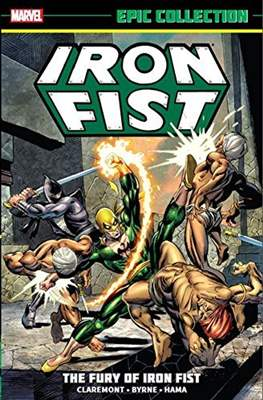 Iron Fist Epic Collection #1