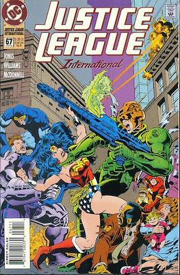Justice League Europe #67