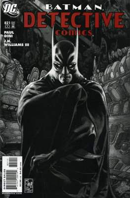 Detective Comics Vol. 1 (1937-2011; 2016-) (Comic Book) #821