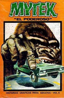 Mytek el poderoso Vol. 3 (Rústica 288-456 pp. 1971-1972) #5