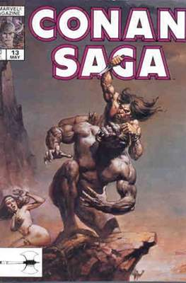 Conan Saga (Comic-book) #13