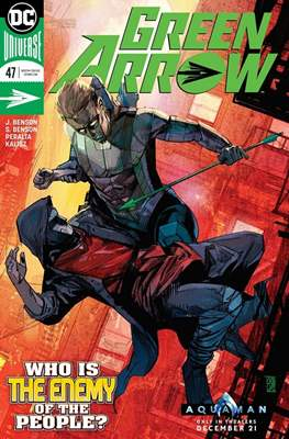 Green Arrow vol. 6 (2016-2019) (Comic-book) #47