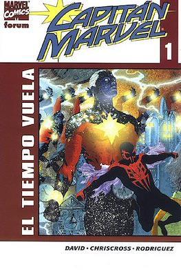 Capitán Marvel Vol. 2 (2003-2004) #1