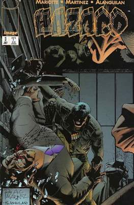 Hazard (Comic Book) #3
