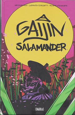 A Gaijin Salamander (Cartoné 152 pp) #
