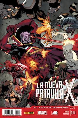 La Nueva Patrulla-X / La Patrulla-X Azul / Patrulla-X Negra (2013-) (Grapa) #14