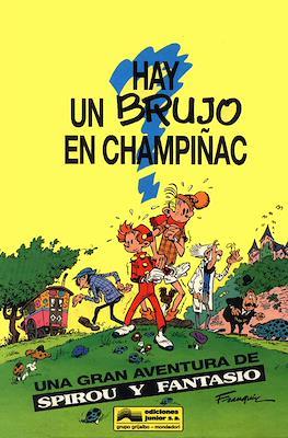 Las aventuras de Spirou y Fantasio #1