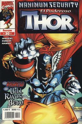 El Poderoso Thor (1999-2002) (Grapa. 17x26. 24 páginas. Color. Vol. 3-4.) #30