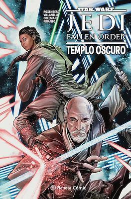 Star Wars: Jedi Fallen Order - Templo Oscuro (Cartoné 128 pp)