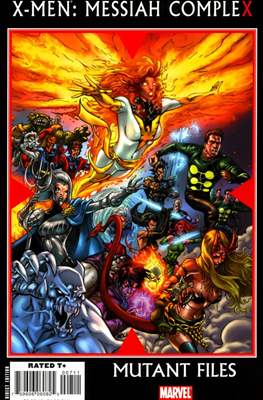 X-Men: Messiah Complex - Mutant Files