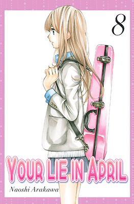 Your Lie in April (Rústica con sobrecubierta) #8