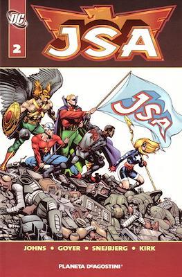 JSA (2005-2007) (Rústica 112-144 pp) #2