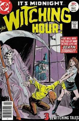 The Witching Hour Vol.1 (Grapa) #71