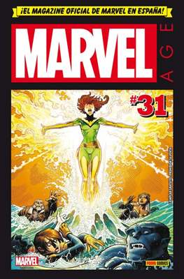 Marvel Age (2016-) (Grapa) #31