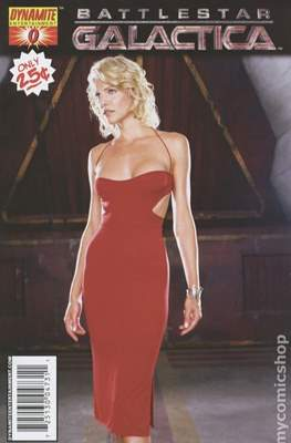 Battlestar Galactica (2006-2007 Variant Cover)