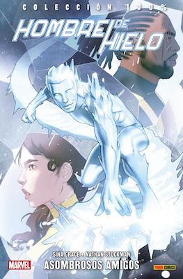 Hombre de Hielo. 100% Marvel (Rústica 144-152 pp) #3