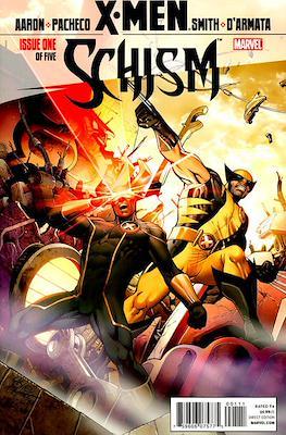 X-Men: Schism (saddle-stitched) #1
