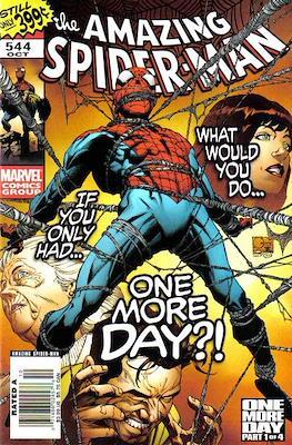 The Amazing Spider-Man Vol. 2 (1999-2014) (Comic-Book) #544