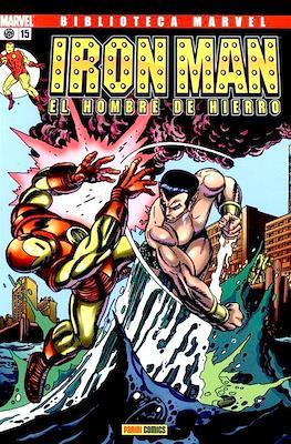 Biblioteca Marvel: Iron Man (2005-2008) (Rústica 160 pp) #15