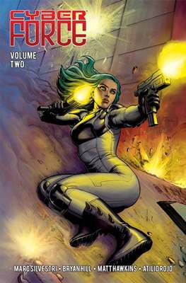 Cyberforce (2018-) (Softcover) #2