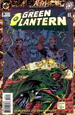 Green Lantern Annual Vol 3 (Comic-Book) #3