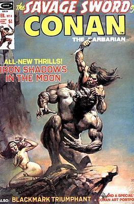 The Savage Sword of Conan the Barbarian (1974-1995) #4