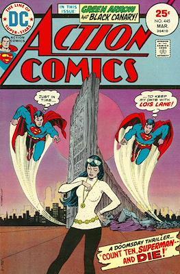 Action Comics Vol. 1 (1938-2011; 2016-) (Comic Book) #445