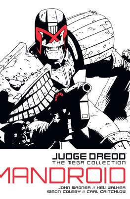Judge Dredd: The Mega Collection #6