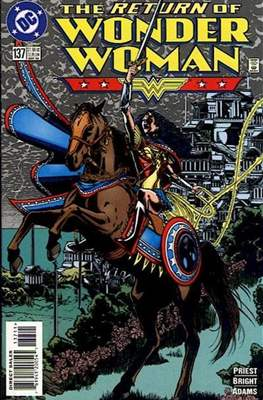 Wonder Woman Vol. 2 (1987-2006) (Comic Book) #137